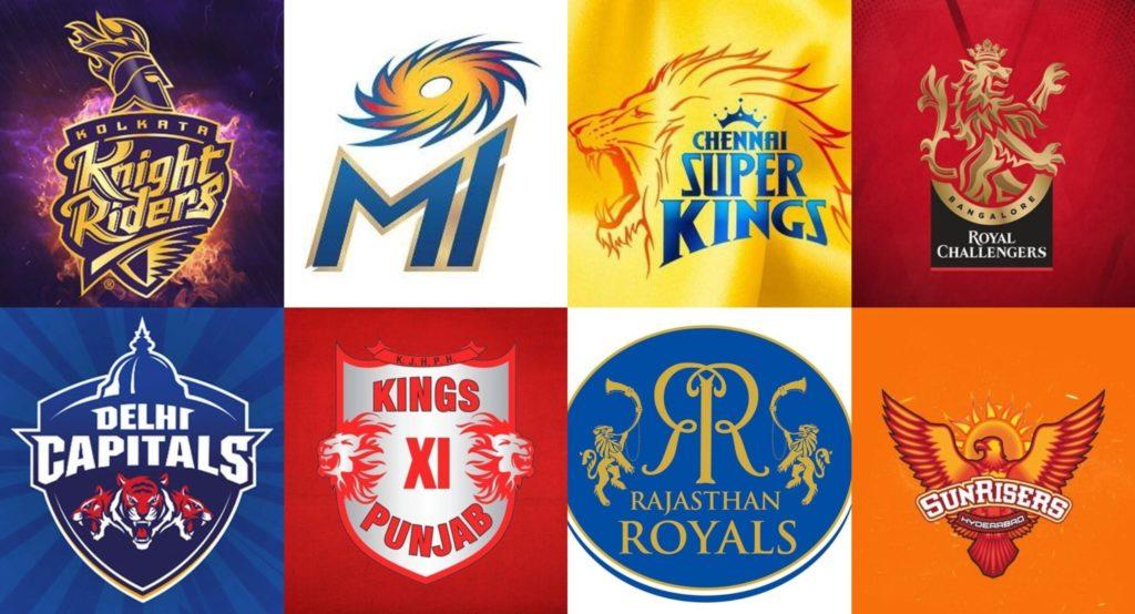 IPL 2020 Teams & Players List