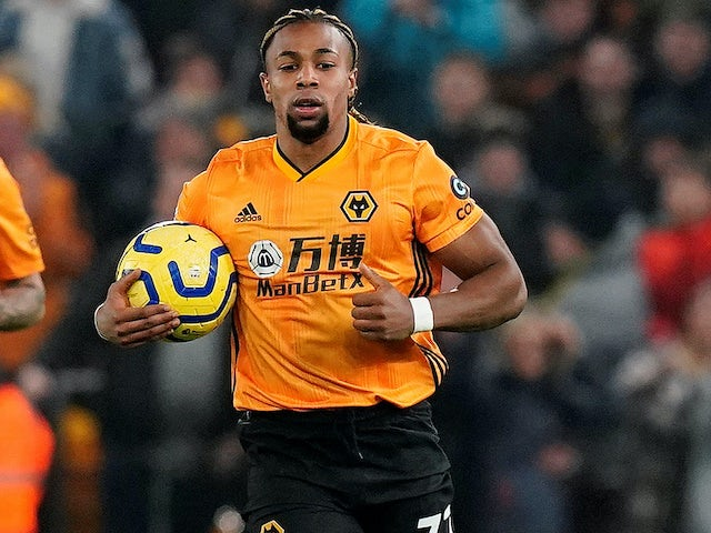 Wolves' Traore