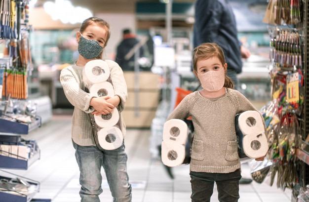 mask compulsory while shopping