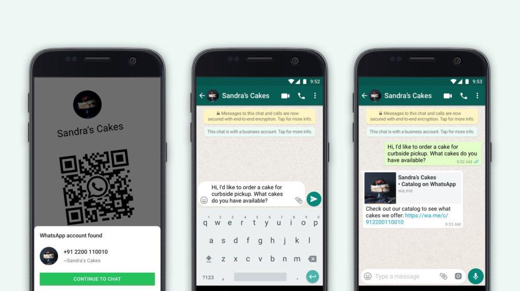 whatsapp business new