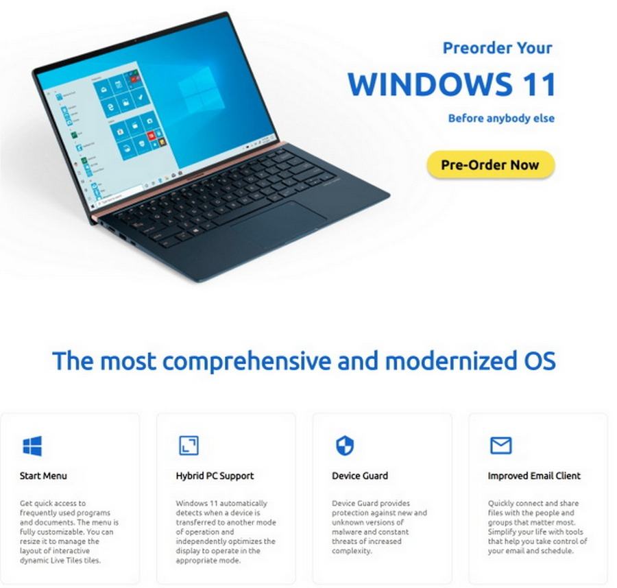 windows-11-pre-order