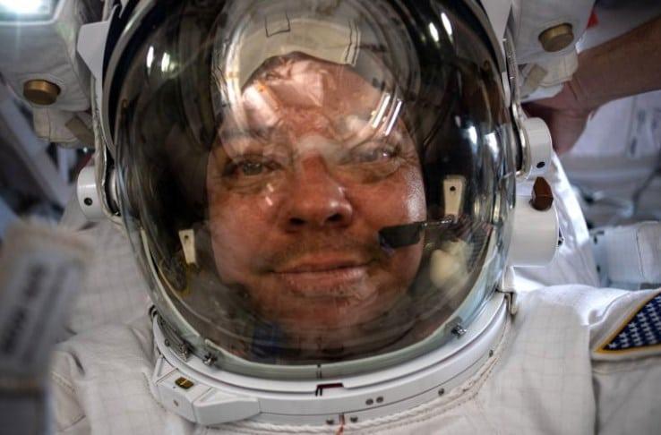 Behnken Space Selfie
