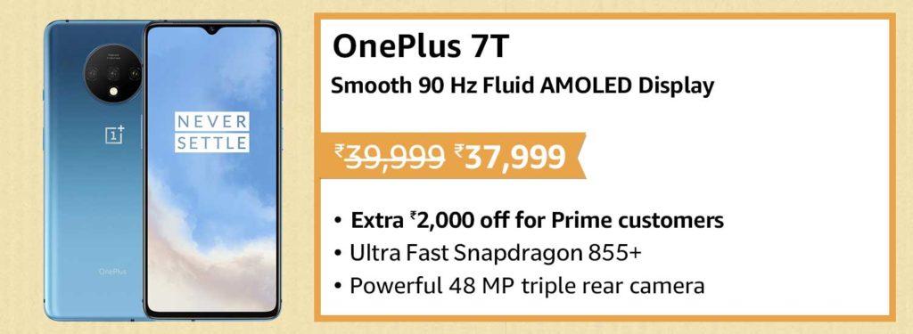 Oneplus 7t Amazon