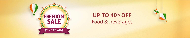 food & breverages discount