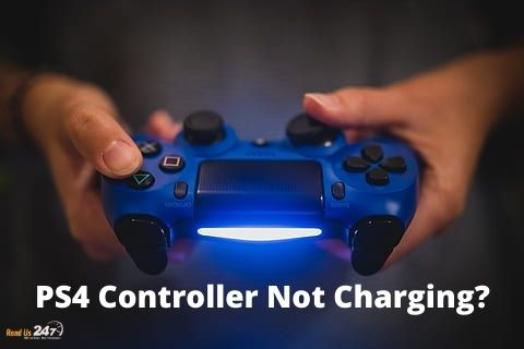 PS4 Controller Won't Charge