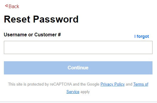 Reset GoDaddy Workspace Email Password