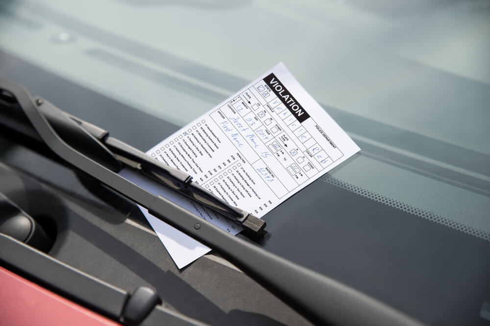 Car Parking Tickets