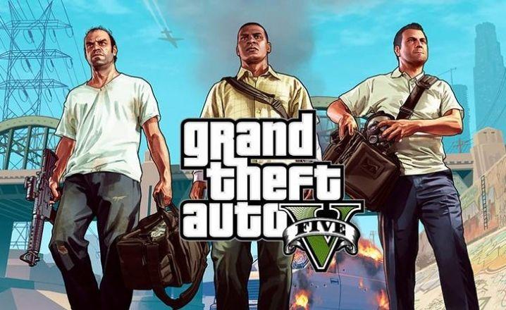 GTA 5 APK + DATA Download