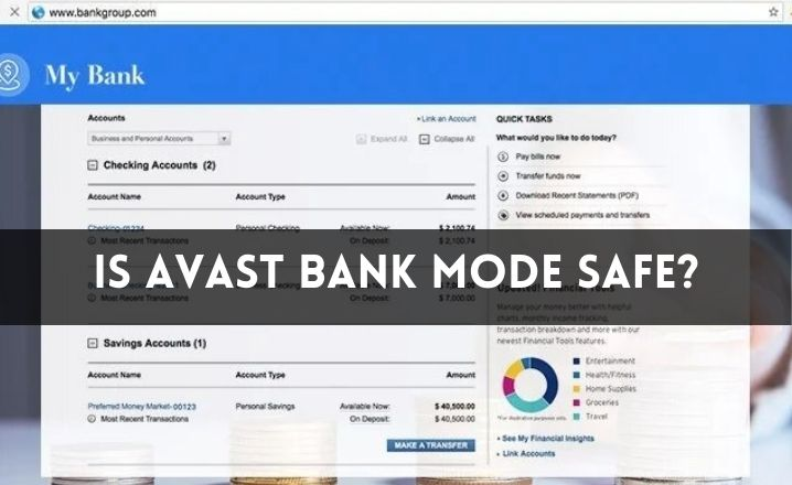 Is Avast Bank Mode Safe