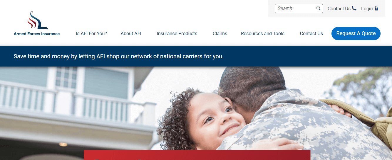armed force insurance