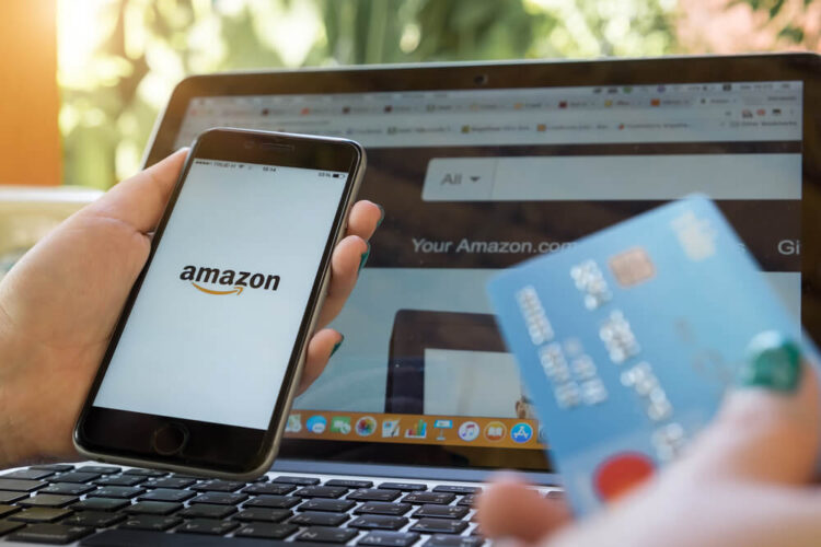 Remove a Credit Card From Amazon