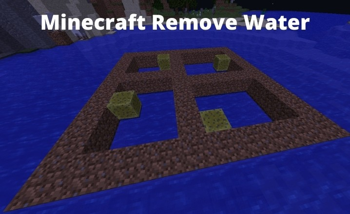 Remove Water