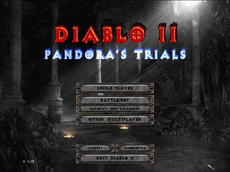 Pandora's Trials