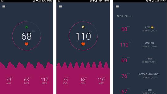 Pulse Monitor app