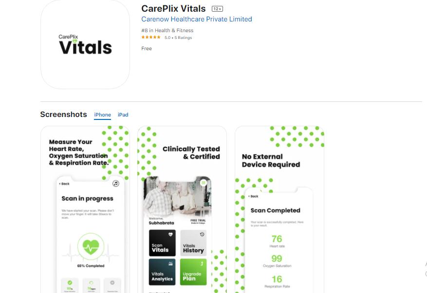 careplus iOS