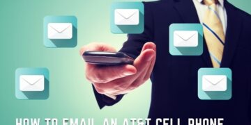 how to email an at&t cell phone