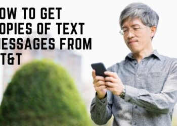how to get copies of text messages from at&t