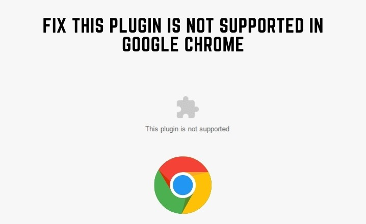 This Plugin Is Not Supported