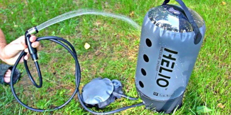 Portable Pressure Shower