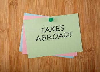 File Taxes Abroad