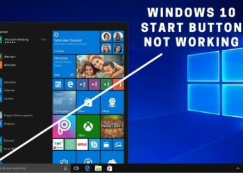 Windows 10 Start Button not Working after Coreldraw x3 Installation
