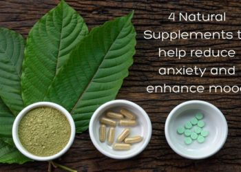natural supplements to reduce anxiety