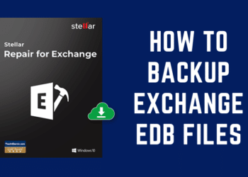 Backup Exchange EDB Files