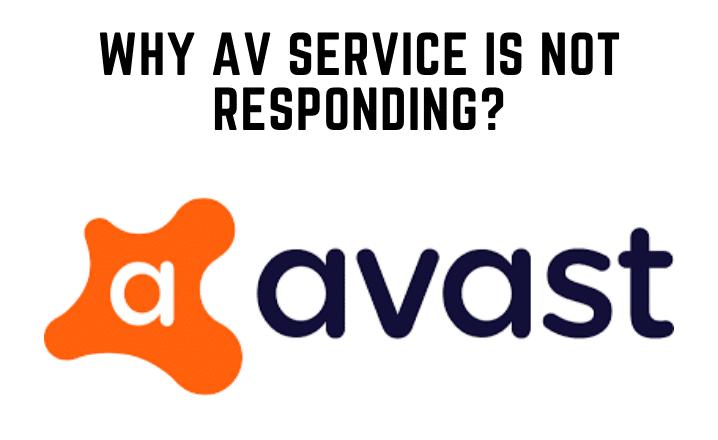 AV Service is Not Responding