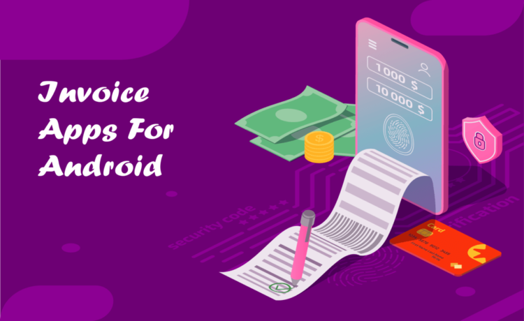 invoice app android