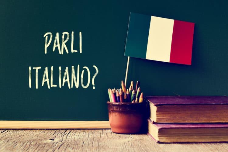 Italian Language Translation