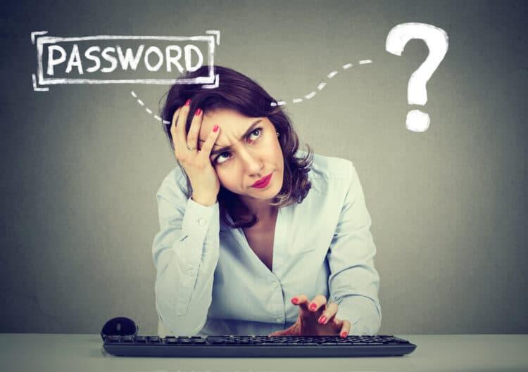 Forgot the Password