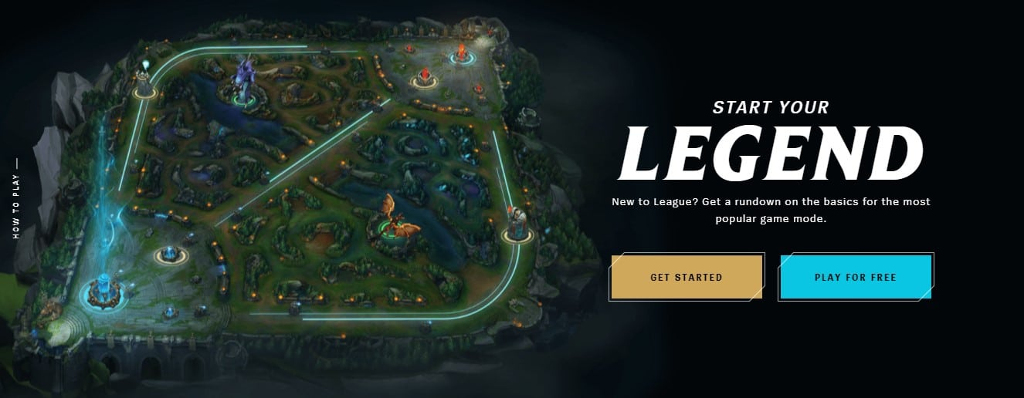 Play League of Legends
