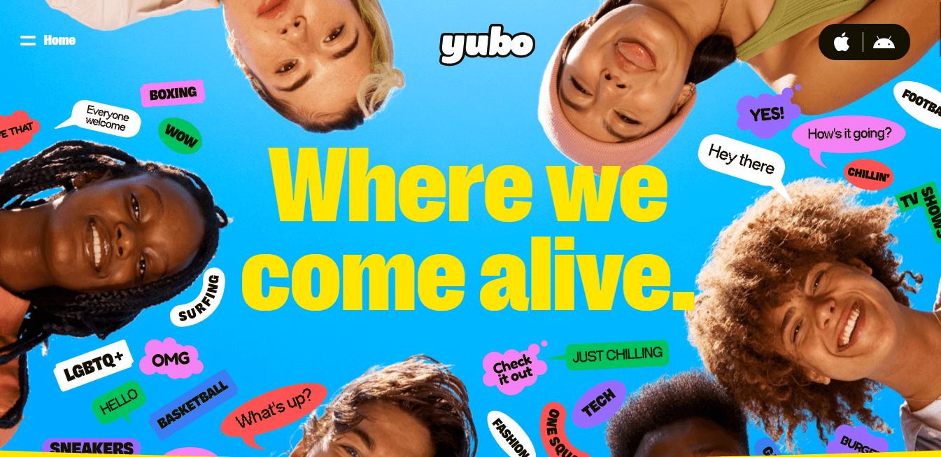 Yubo- Social Networking App (1)