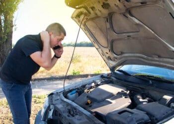 car brakedown issue
